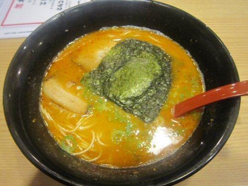 ソラトブ ドンブリ in 愛知-とんこつ担々麺(¥650)