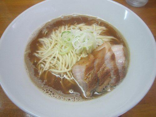 ソラトブ ドンブリ in 愛知-肉そば(¥700)+つゆ増し(¥150)