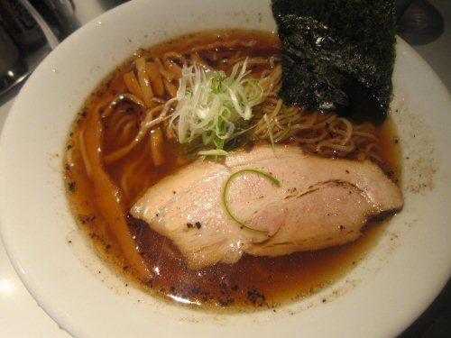ソラトブ ドンブリ in 愛知-そば・醤油(¥750)