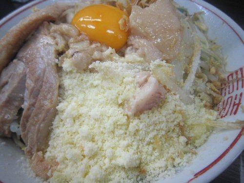 ソラトブ ドンブリ in 愛知-粉チーズ