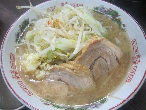 ソラトブ ドンブリ in 愛知-小ラーメン(¥650)