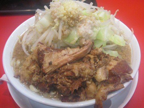 ソラトブ ドンブリ in 愛知-とろ豚らーめん(¥750)