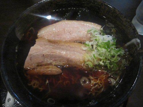 ソラトブ ドンブリ in 愛知-特製厚切りチャーシュー麺(¥880)
