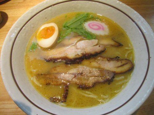 ソラトブ ドンブリ in 愛知-鶏チャーシュー麺(¥850)