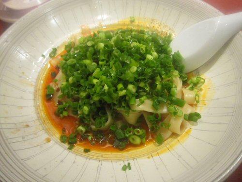 ソラトブ ドンブリ in 愛知-汁無し担々麺・ひき肉のせ(¥850)