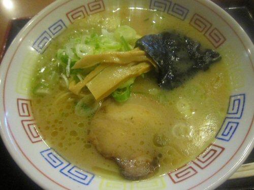 ソラトブ ドンブリ in 愛知-豚骨らーめん(¥390)
