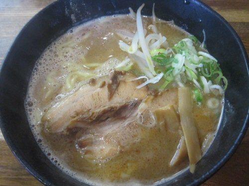 ソラトブ ドンブリ in 愛知-濃厚汐らぁ麺(¥780)