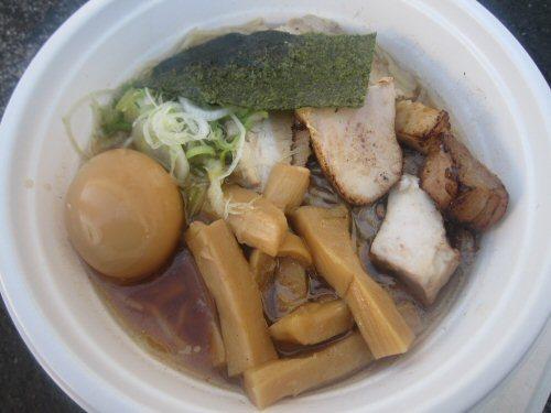 ソラトブ ドンブリ in 愛知-飛騨ネギ肉そば