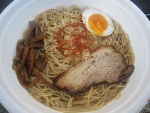ソラトブ ドンブリ in 愛知-秋刀魚中華蕎麦