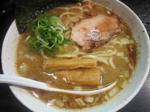 ソラトブ ドンブリ in 愛知-白の麺(¥700)