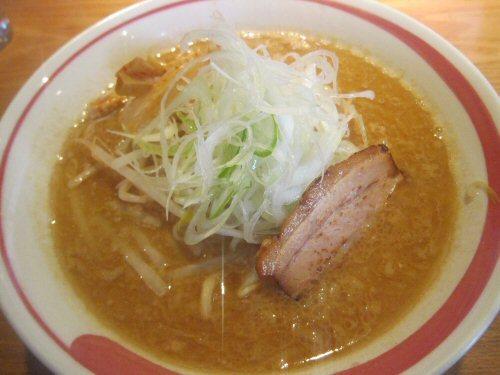 ソラトブ ドンブリ in 愛知-味噌らあ麺(¥750)