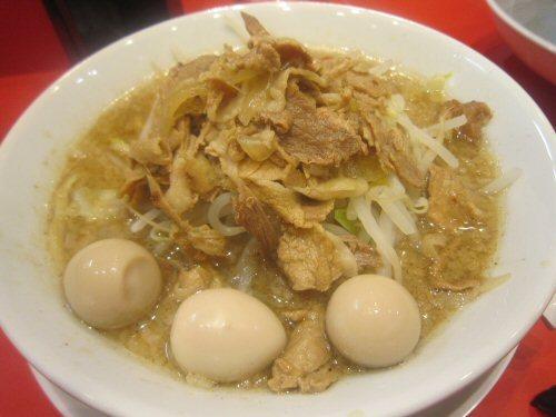 ソラトブ ドンブリ in 愛知-豚玉ミニモリ(¥780)