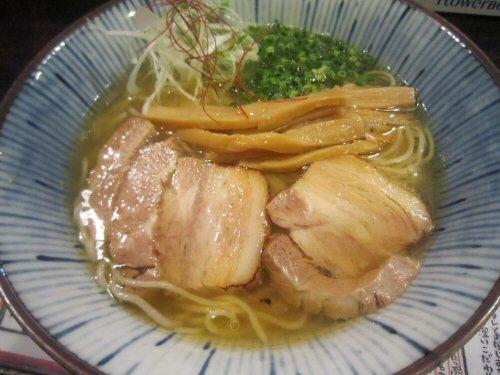 ソラトブ ドンブリ in 愛知-無化調 白醤油(¥750)