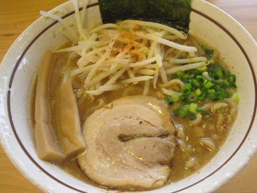 ソラトブ ドンブリ in 愛知-味噌ラーメン(¥750)