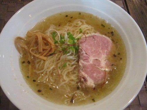 ソラトブ ドンブリ in 愛知-汐蕎麦(¥750)