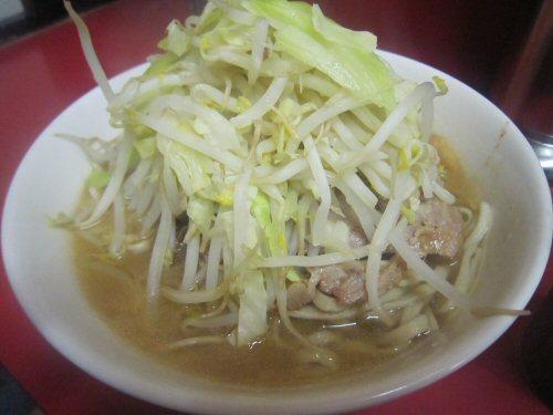 ソラトブ ドンブリ in 愛知-ラーメン(¥650)※麺半分