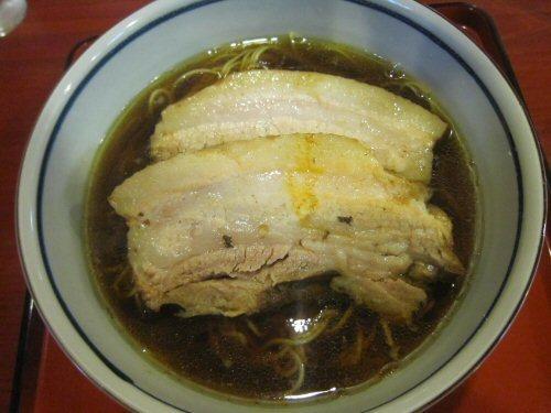 ソラトブ ドンブリ in 愛知-ぶっちゃー煮豚ソバ(¥690)