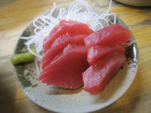 ソラトブ ドンブリ in 愛知-まぐろの刺身