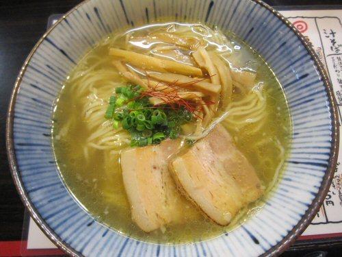 ソラトブ ドンブリ in 愛知-塩マニア3(¥700)