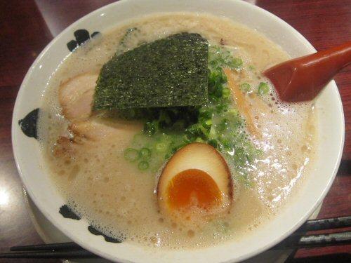 ソラトブ ドンブリ in 愛知-濃厚とんこつ 全部のせ(¥680)