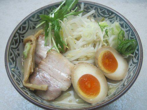 ソラトブ ドンブリ in 愛知-鶏ベジ塩らーめん(¥700)