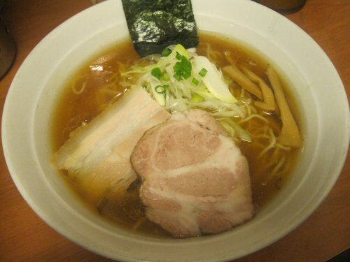 ソラトブ ドンブリ in 愛知-中華そば(¥680)