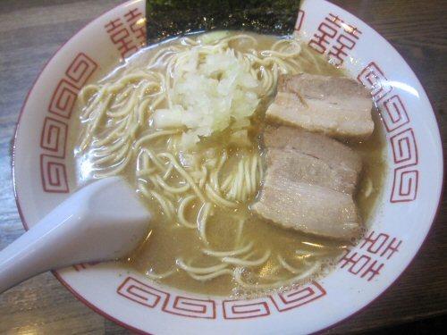ソラトブ ドンブリ in 愛知-中華ソバ(¥700)