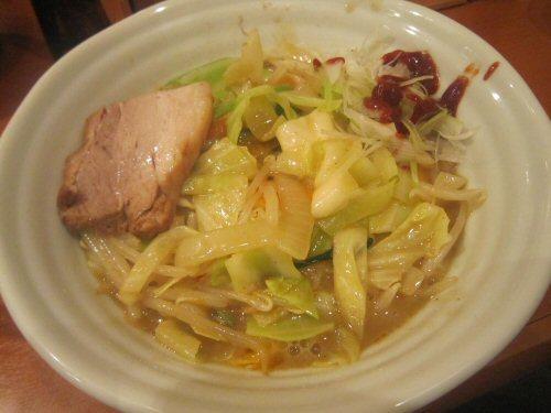 ソラトブ ドンブリ in 愛知-味噌らーめん(¥750)
