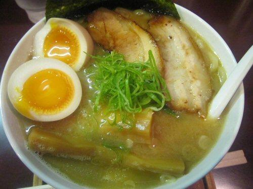 ソラトブ ドンブリ in 愛知-焼き煮干しラーメン(¥650)