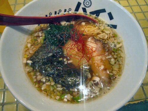 ソラトブ ドンブリ in 愛知-パイナップル醤油ラーメン(¥700)