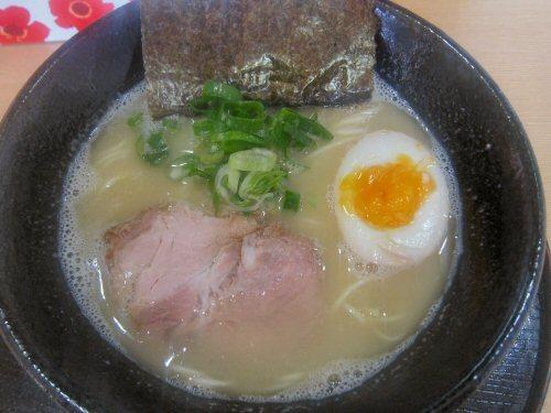 ソラトブ ドンブリ in 愛知-濃厚鶏白湯めん・しお(¥650)