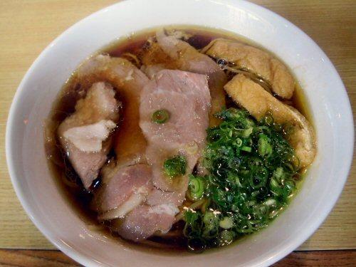 ソラトブ ドンブリ in 愛知-醤油あっさり(¥700)
