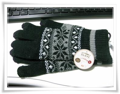 315円スマホ対応手袋