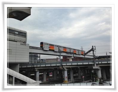 多摩センター駅モノレール
