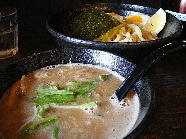 濃厚魚介つけ麺@麺処 美羽 -MIWA-