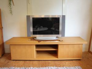 120910-飛騨-柏木工TV台-サイドボード