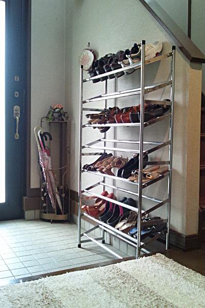 中古家具 靴箱
