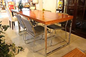 121128オフィス家具-Boコンセプト-ミーティングテーブル
