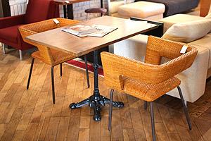 121213-中古家具カフェテーブル-チェア