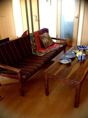 ヴィンテージ大好き 北欧家具 ソファー 私のお気に入り