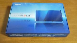ニンテンドー3DS パッケージ