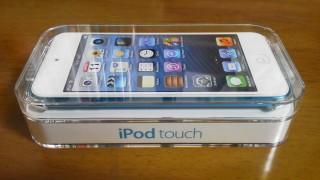 iPod touch パッケージ