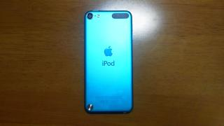 iPod touch 裏面