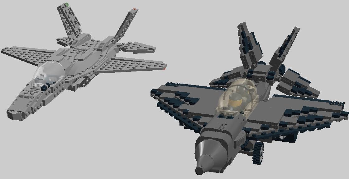 戦闘機比較2