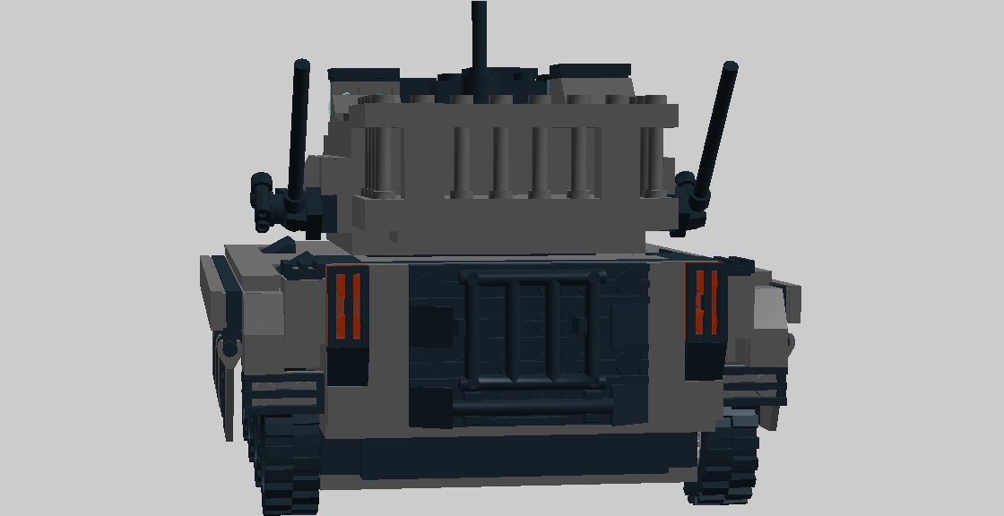 フリンダラⅡ装輪戦車2