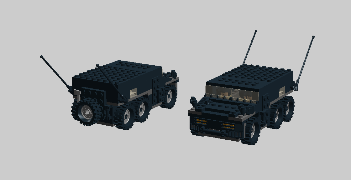 多目的機動車ver2(改) 1
