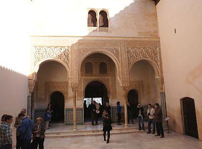 真アルハンブラ宮殿-3
