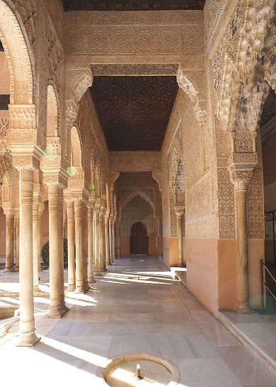 真アルハンブラ宮殿-5