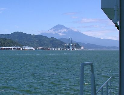 静岡市四季の富士-2