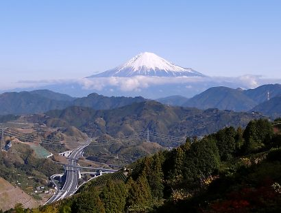 静岡市四季の富士-5